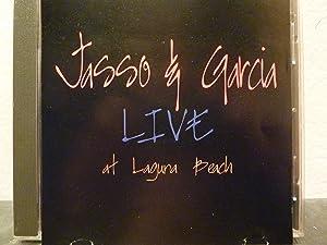 Jasso & Garcia - Live at Laguna Beach 1998 CD 9-tracks [Audio CD]
