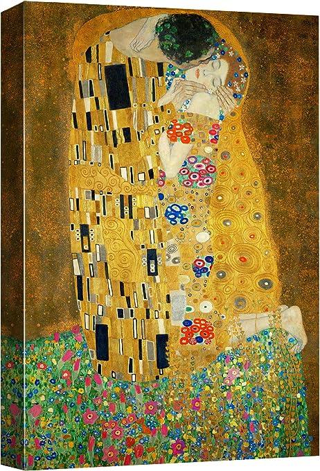 Gustav Klimt Art lover gift for her. art earrings
