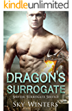 Dragon's Surrogate (Shifter Surrogate Service Book 1)