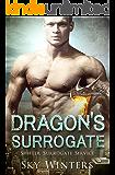 Dragon's Surrogate (Shifter Surrogate Service Book 1)