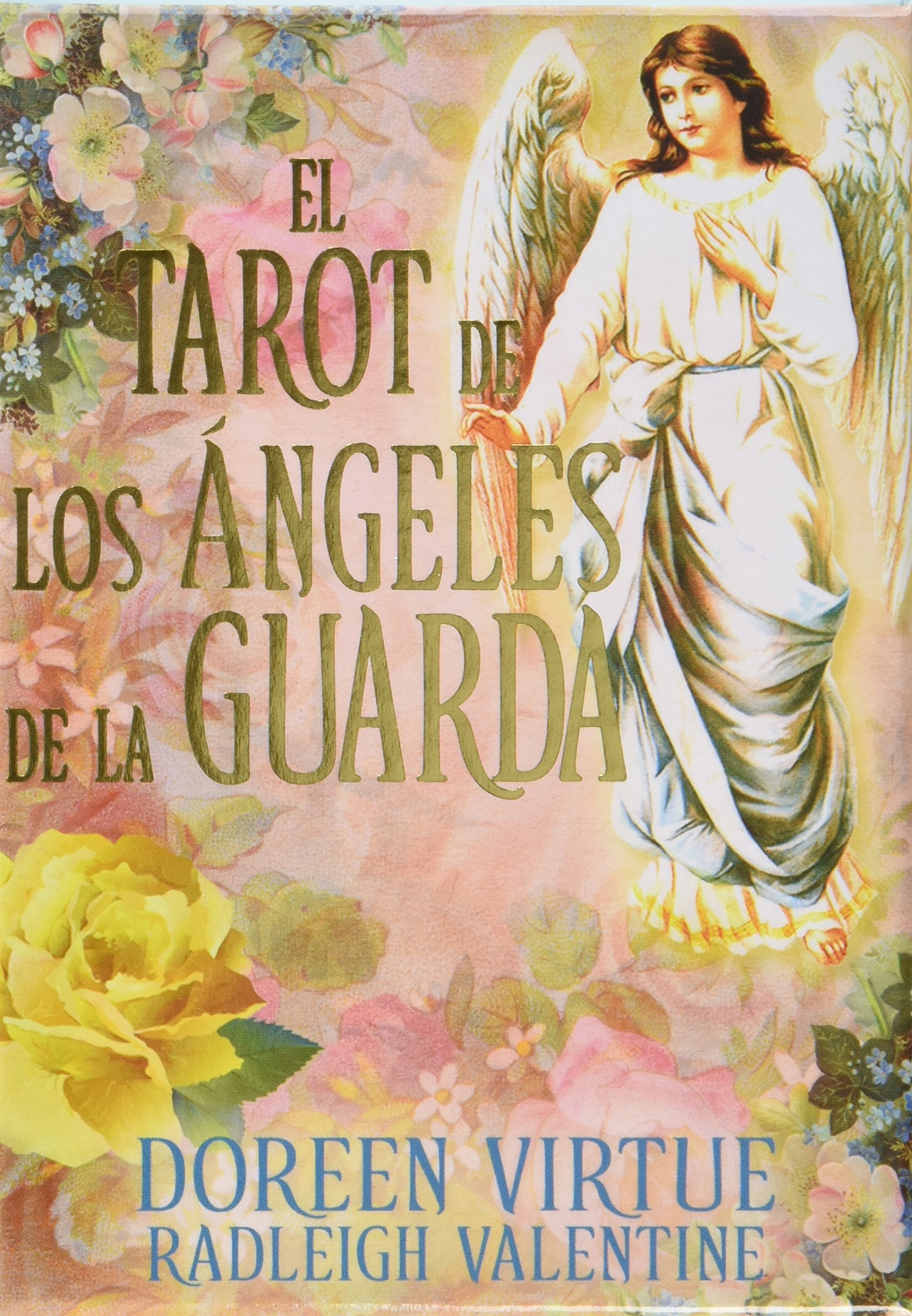 EL TAROT DE LOS ANGELES DE LA GUARDA: 9782813203748: Amazon ...
