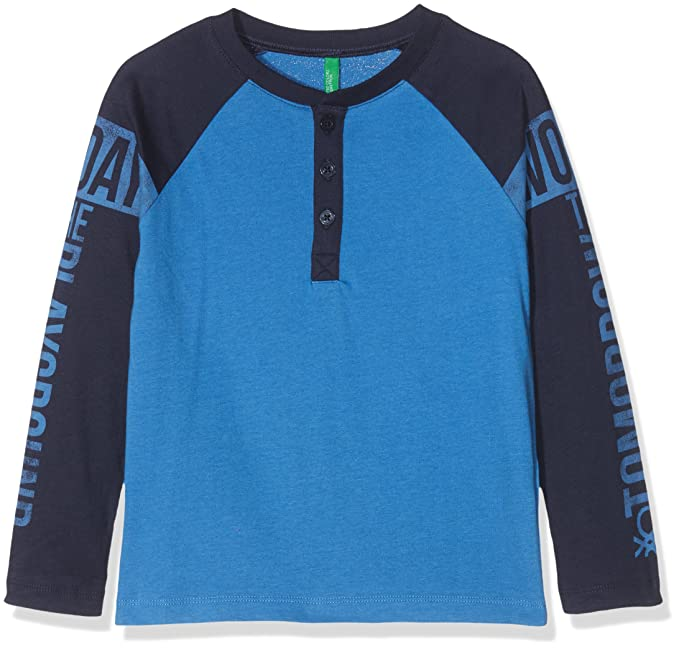 United Colors of Benetton Round Neck Sweatl/S, Sudadera para Niños: Amazon.es: Ropa y accesorios