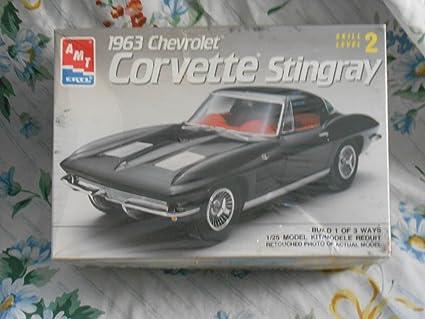1963 Corvette Stingray by AMT