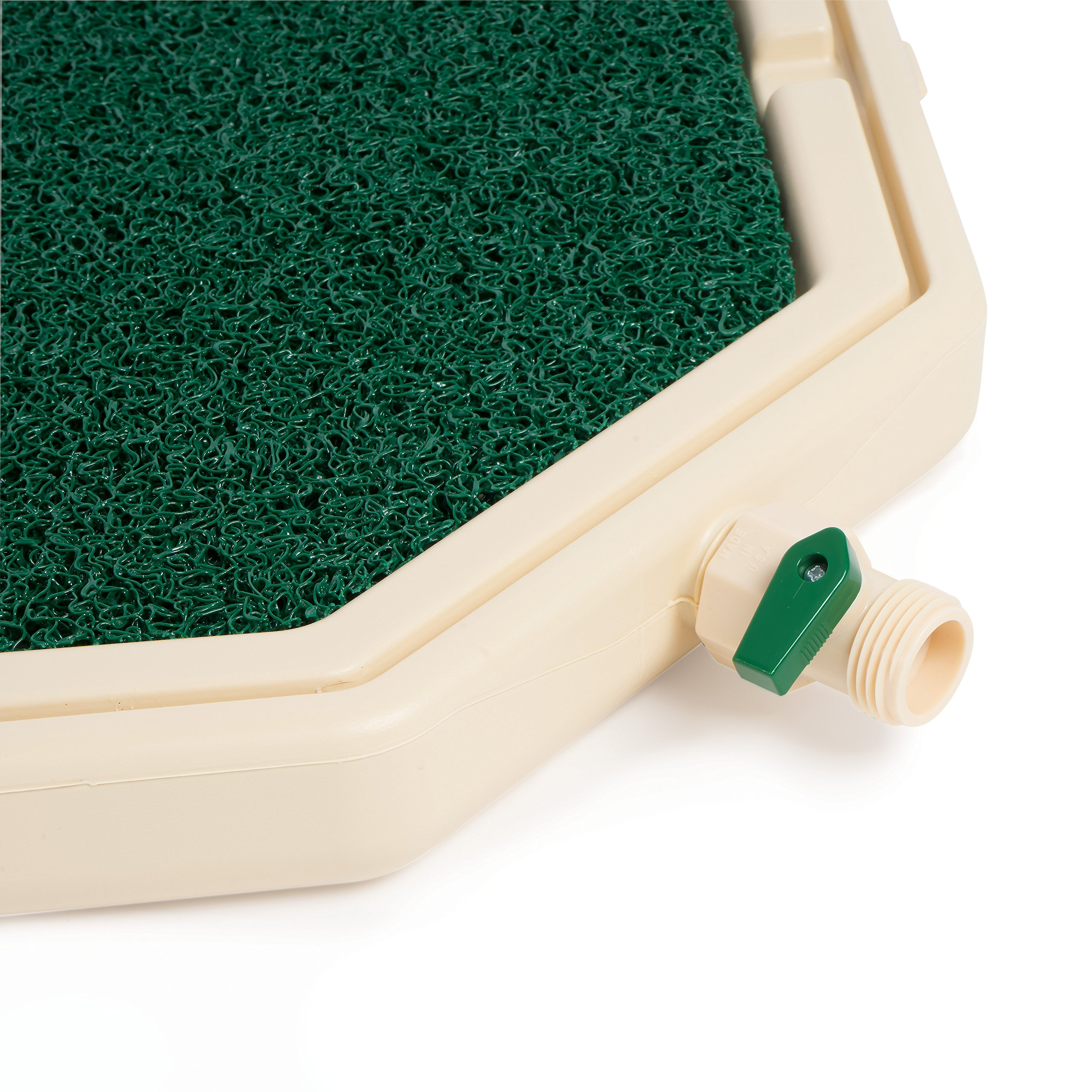 PetSafe Piddle Place Indoor/Outdoor Dog Potty, Alternative to Puppy Pads, Indoor Restroom for Dogs by PetSafe (Image #5)