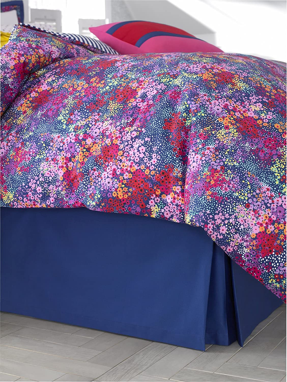 Teen Vogue Sweet Floral Full Bedskirt Idea Nuova Inc. JP649055