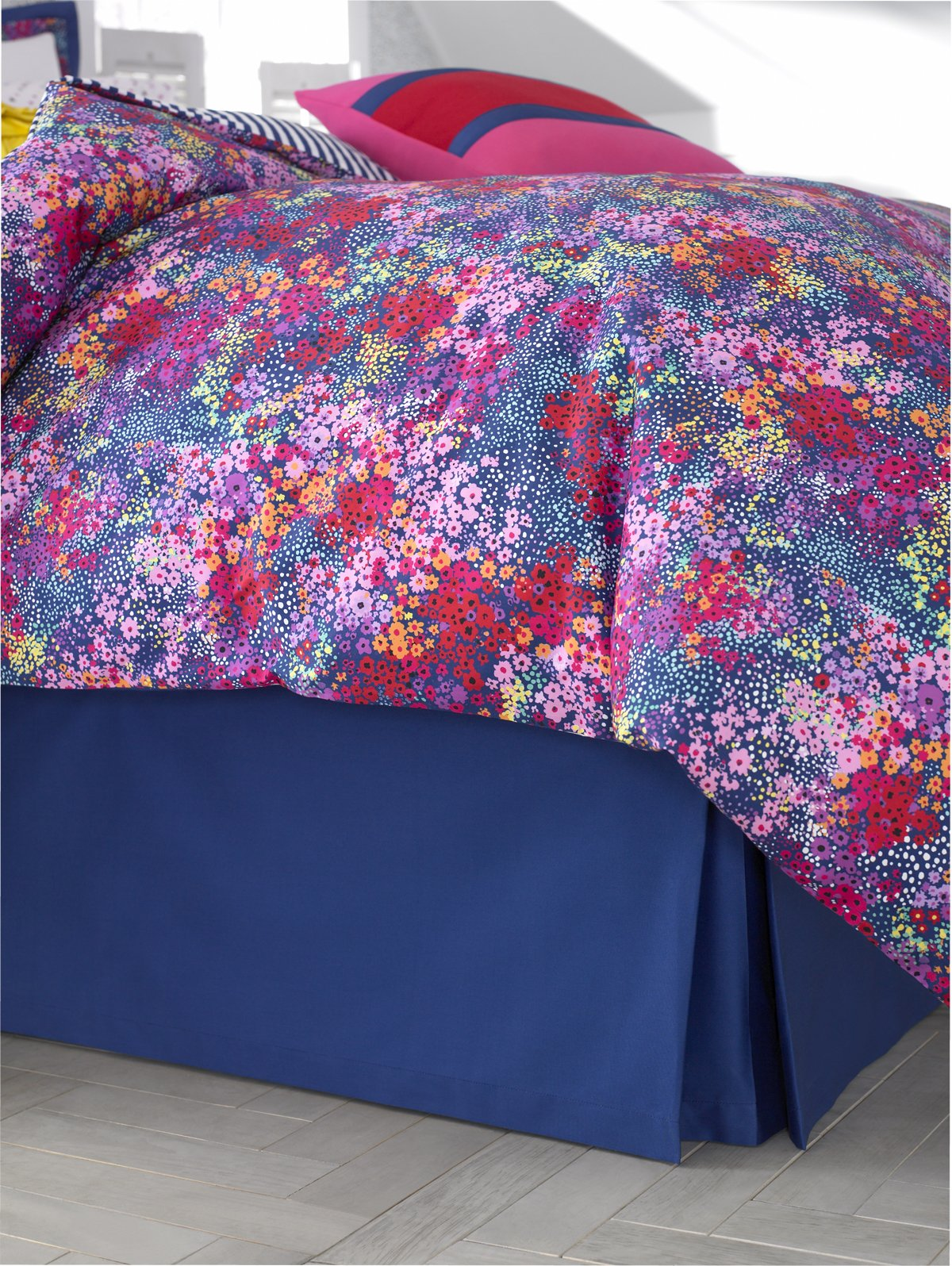 Teen Vogue Sweet Floral Queen Bedskirt by Teen Vogue