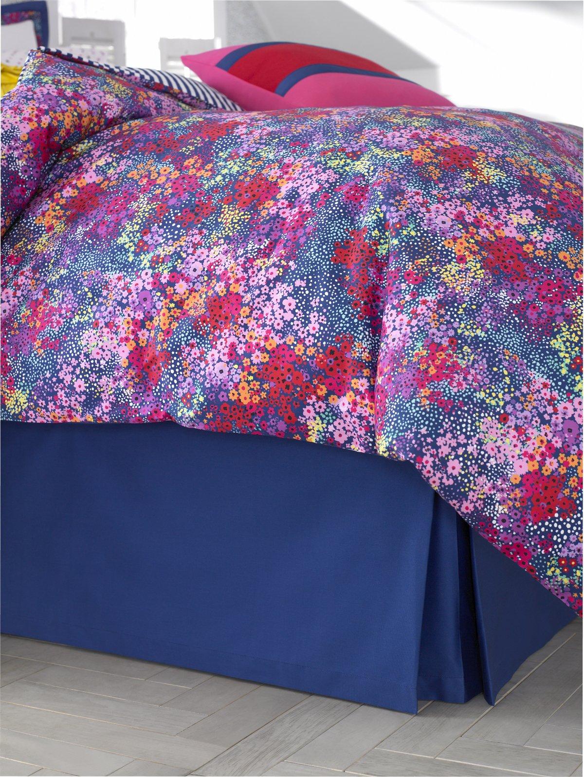 Teen Vogue Sweet Floral Twin Bedskirt