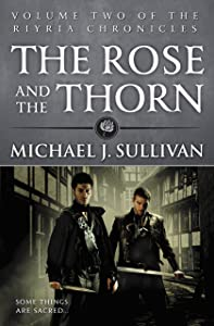 The Rose and the Thorn (The Riyria Chronicles Book 2)