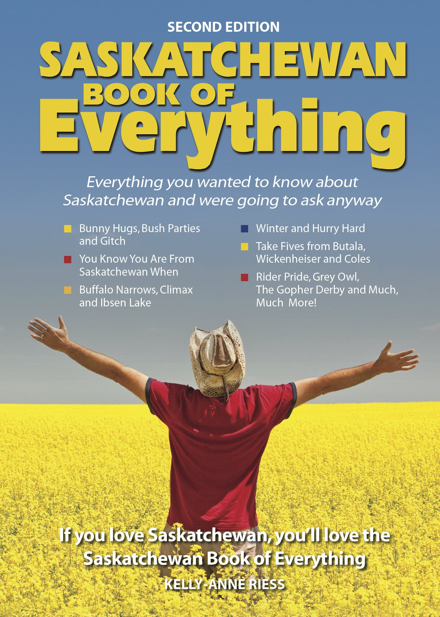 Saskatchewan Book of Everything Vol. 2