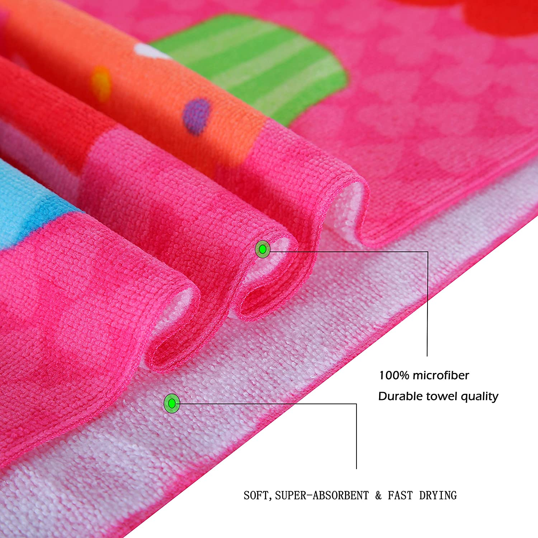 toalla de playa ultra suave toalla de playa toalla de viaje de 30 x 60 pulgadas multiusos Toalla de playa de microfibra NovForth superabsorbente