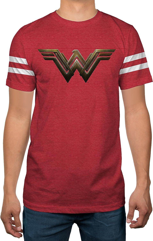 Wonder Woman AT YOUR SERVICE Vintage Style Juniors Cap Sleeve T-Shirt