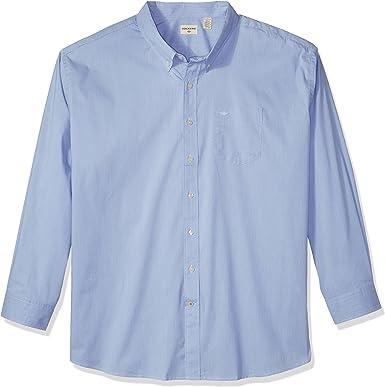Dockers Hombre 54722-0042 Camisa de manga larga antiarrugas ...