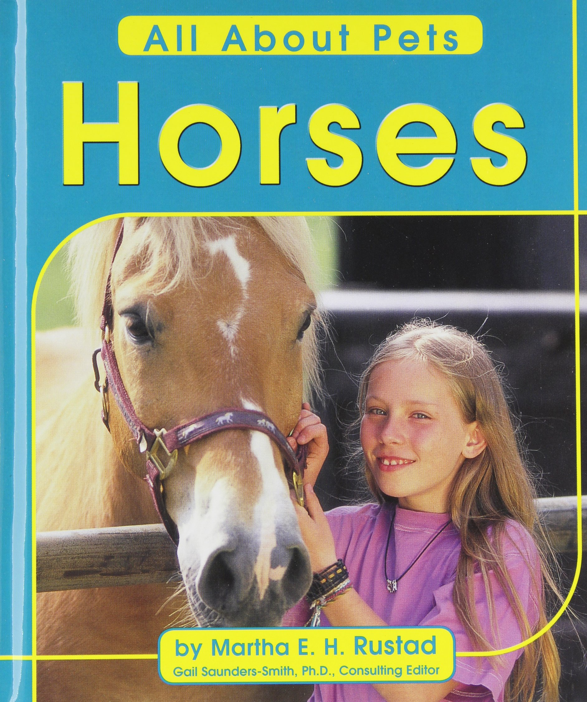 Download Horses (All about Pets) PDF