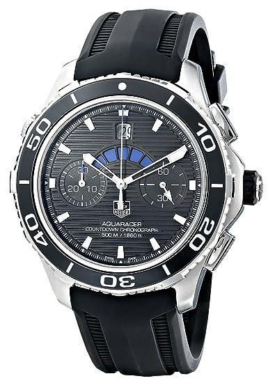 Tag Heuer CAK211A.FT8019 reloj mecánico automático para hombre: Amazon.es: Relojes