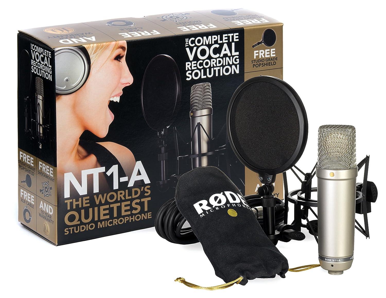 Rode NT1A Großmembran Kondensator Mikrofon