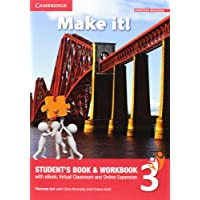 Make it! Plus level 3. Student's book-Workbook. Per la Scuola media. Con DVD-ROM. Con e-book. Con espansione online: 1
