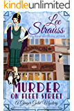 Murder on Fleet Street: a  1920s cozy historical mystery (A Ginger Gold Mystery Book 12)