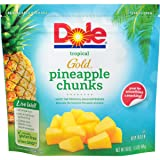 Frozen DOLE TROPICAL GOLD Pineapple, 16 Ounce Bag