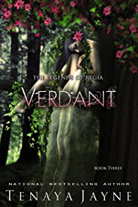 Verdant: A Fantasy Romance Novel  (The Legends of Regia Book 3)