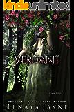 Verdant: A Fantasy Romance Novel  (The Legends of Regia Book 3)