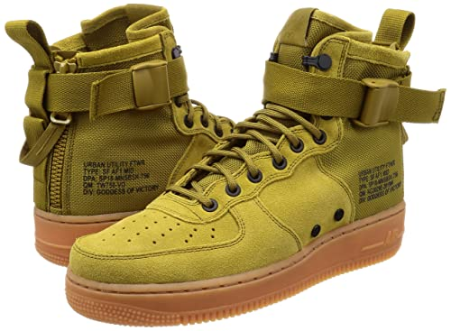 32a224fd90eb Nike Sf Af1 Mid Mens Style 917753 Mens 917753-301  Buy Online at Low Prices  in India - Amazon.in
