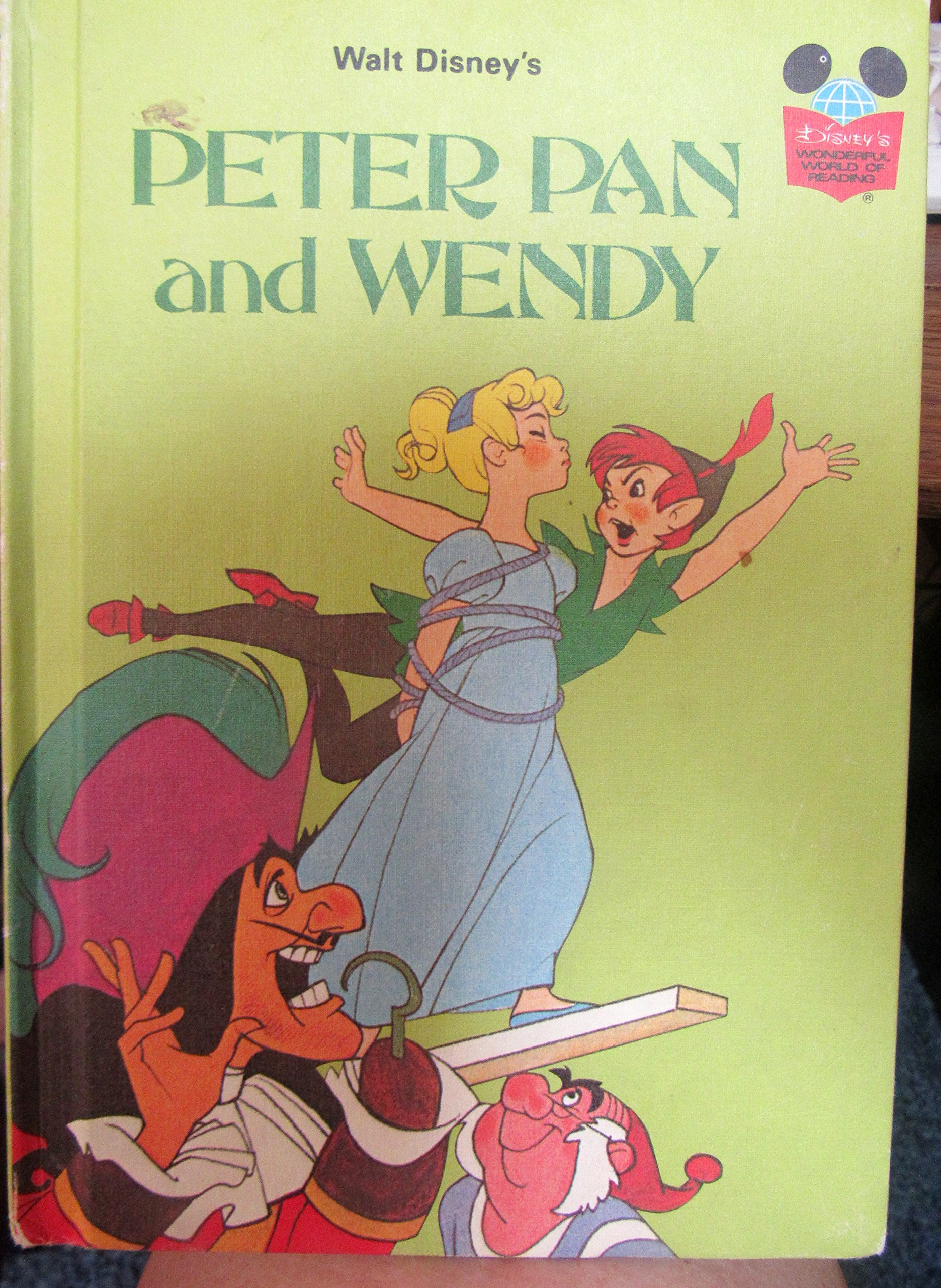 Peter Pan & Wendy ebook
