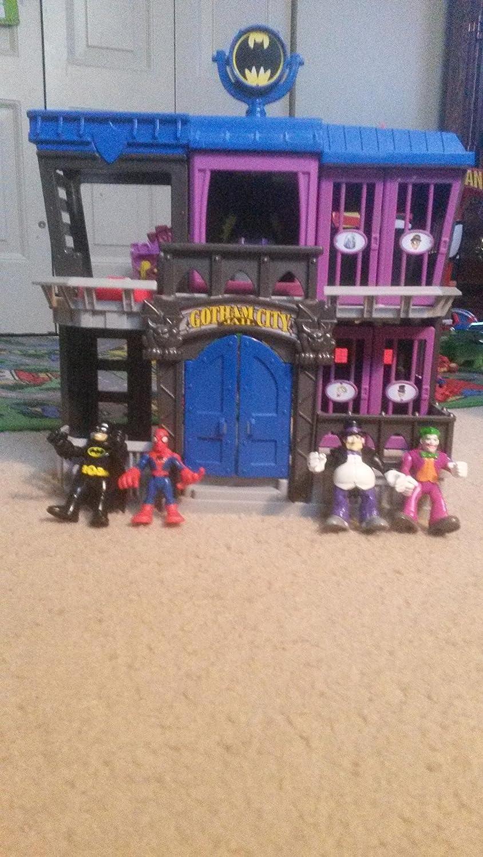Imaginext Batman Gotham City Jail by Imaginext