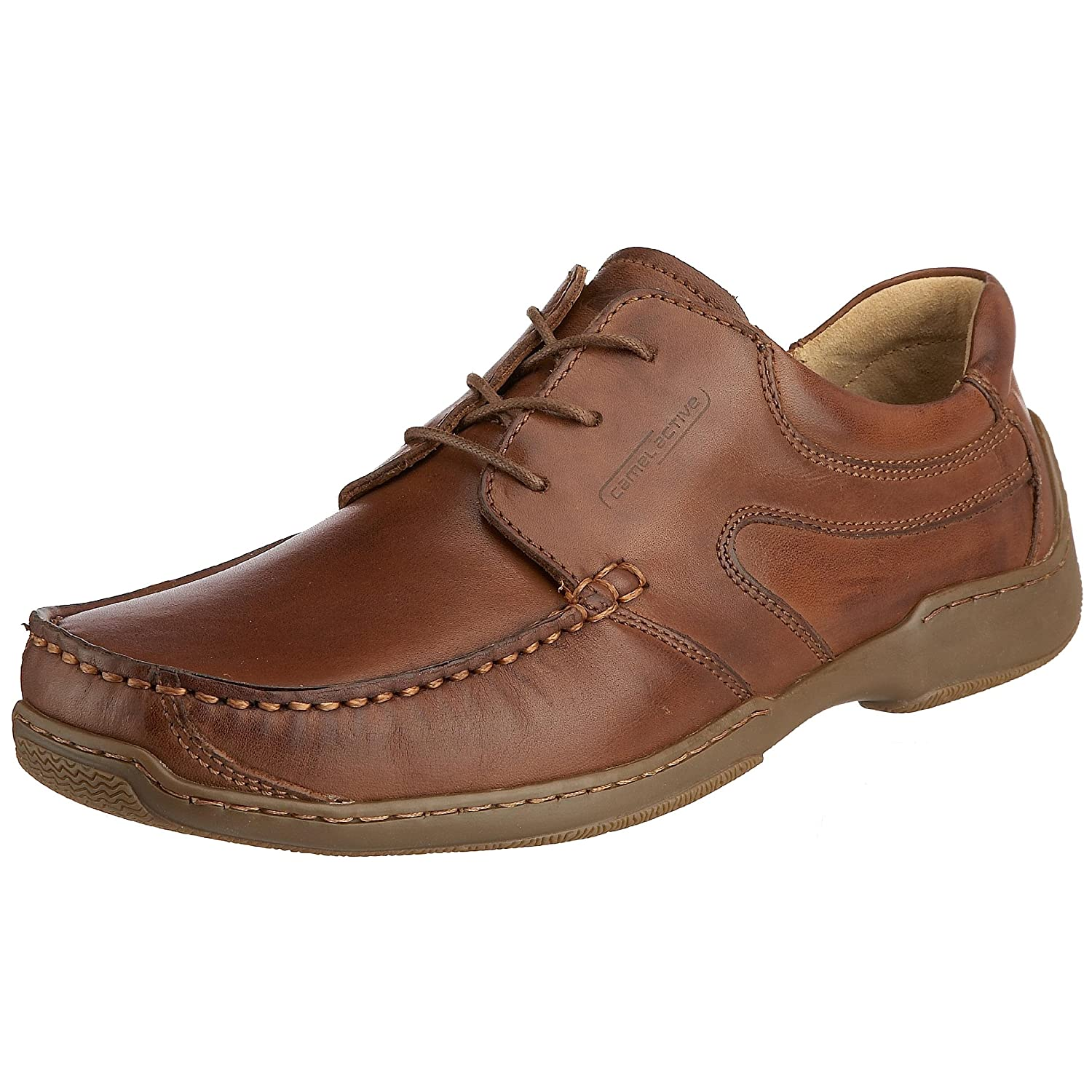 62b125dbefe6 Camel Active Men's Madrid Mocasin Brandy Burn 171.11.03 10.5 UK ...