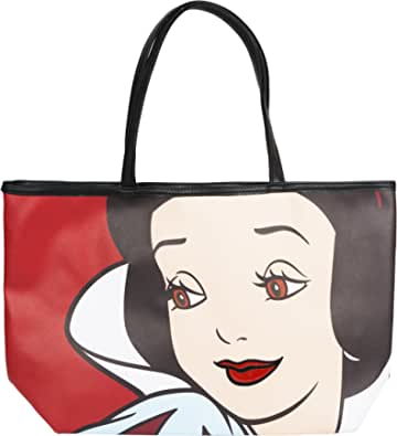 Disney Snow White Red Tote Handbag for Women