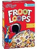 Kellogg's Froot Loops Children's Cereals, 500 Grams