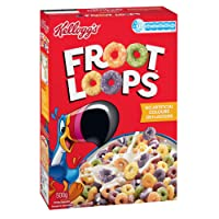 Kellogg's Froot Loops Children's Cereals, 500 Grams