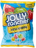 Jolly Ranchers Lollypops, Big Bag, 360g