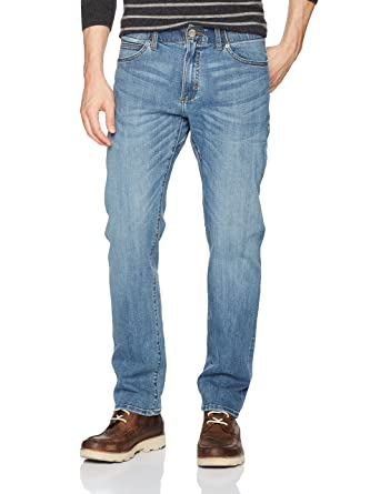 7cd06aa7 Lee Mens 20152 Modern Series Extreme Motion Athletic Jean Jeans - Blue -  29W x 30L