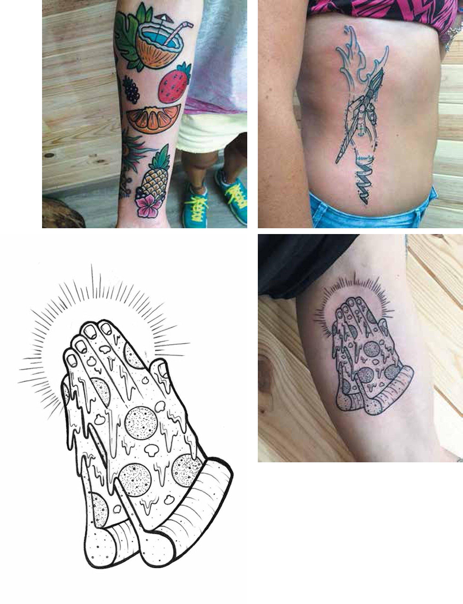The New Tattoo: Amazon.es: Instituto Monsa de Ediciones, S.A.: Libros