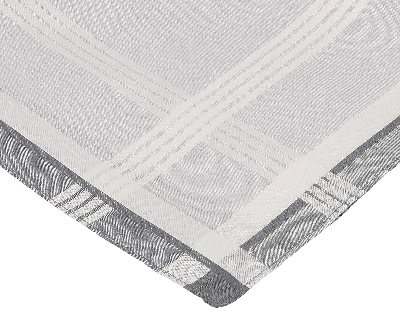 Betz Juego de pañuelos LEO 2 de tejido para caballeros 100% algodón 40x40 cm diseño 10 wYdAsVu5p