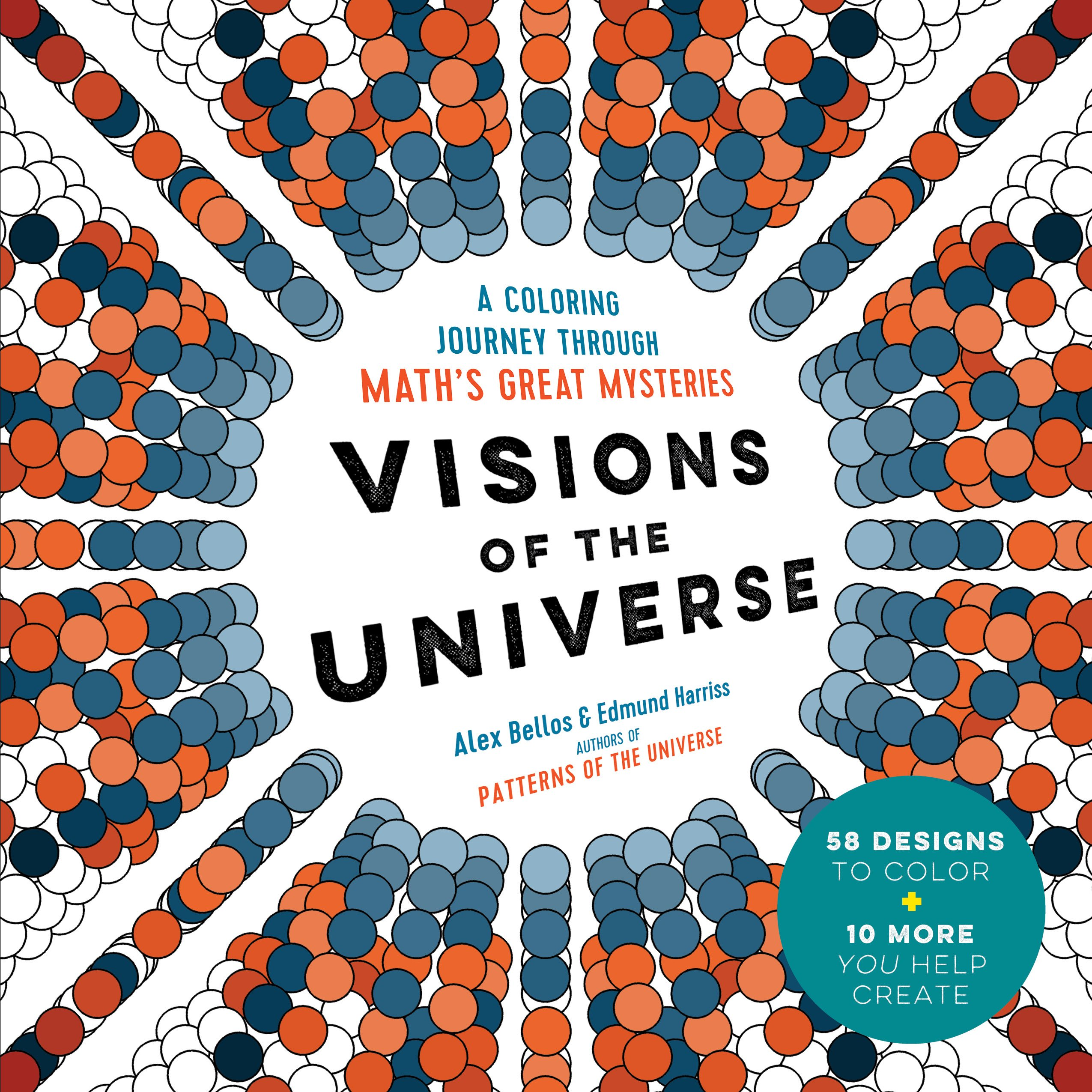 Visions of the Universe: A Coloring Journey Through Math\'s Great ...
