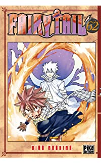 fairy tail t62 - tankobon broché
