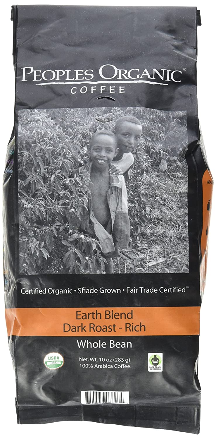 Equal parts sweet and spicy, Peoples Choice Earth Blend is incredibly smooth.
