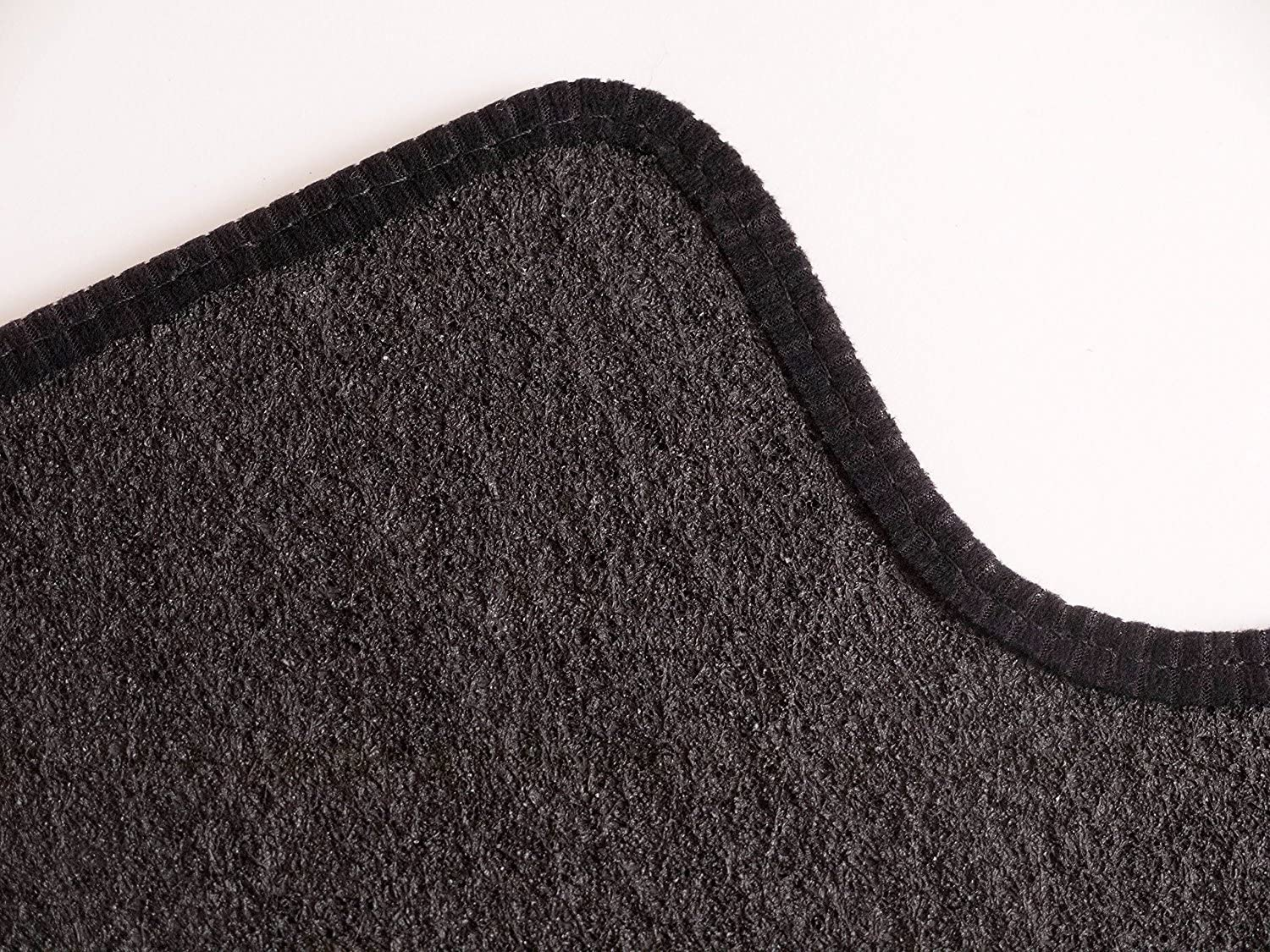 UKB4C Fully Tailored 4 Piece Car Carpet Mat Set Black Volvo S40 V40 2004-2012