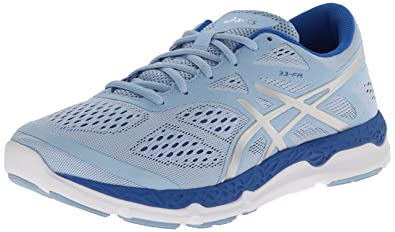 ASICS Women's 33-FA, Powder Blue/Lightning/Blue, 5 B -