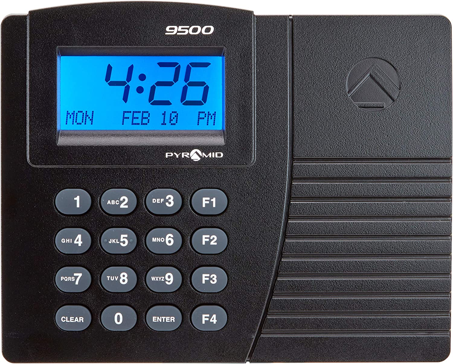 Pyramid TimeTrax Elite TTPROXEK Automated Proximity Time Clock System, Includes Software, Windows Compatible - Made in USA