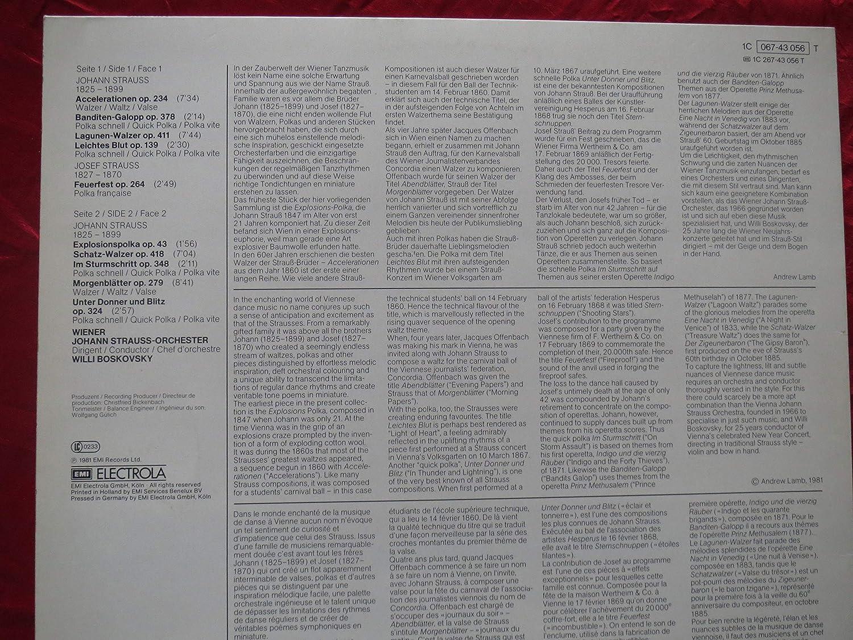 Asd 4041 Johann Strauss Ii Waltzes Polkas Galops Jsov Willi