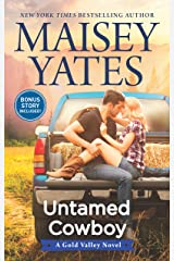 Untamed Cowboy: An Anthology (A Gold Valley Novel) Kindle Edition