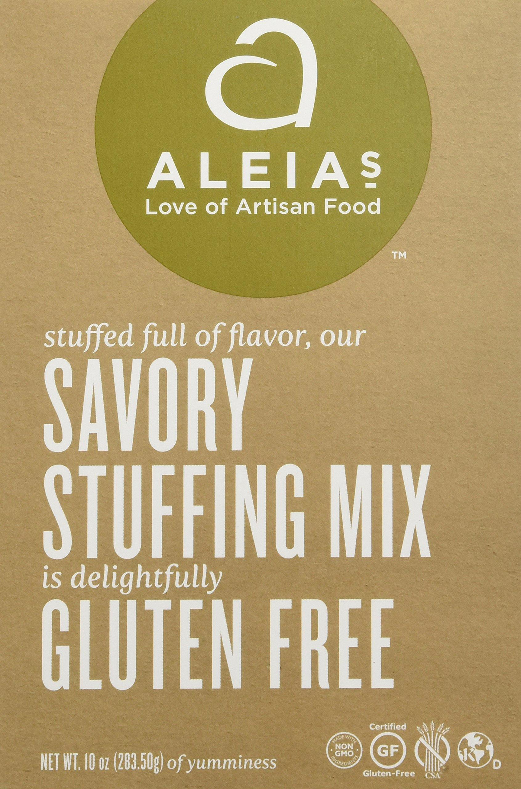Aleia's Gluten-Free Savory Stuffing - 1 Pack 10oz by Aleias