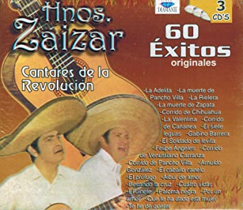 Hnos. Zaizar - Hermanos Zaizar (60 Exitos 3Cds Tricdd-10058) - Amazon.com Music