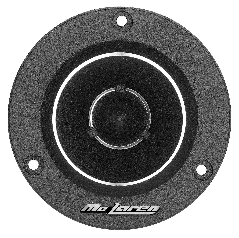 MLT-2 Titanium HF tweeter with titanium diaphragm 300 wts Sold in PAIRS Mc Laren Sound Systems