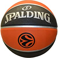 Ballon de Basket-Ball SPALDING Euroleague TF 150 Outdoor