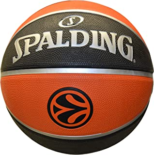 Ballon de Basket-Ball SPALDING Euroleague TF 150 Outdoor