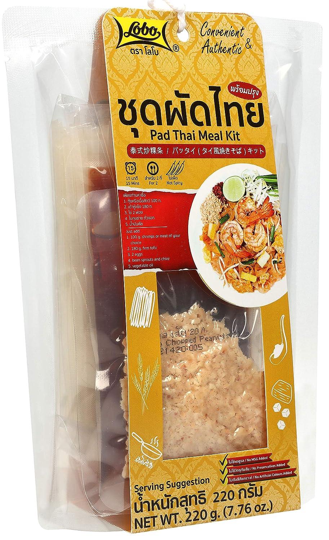 Lobo Pad Thai Meal Kit, Pack of 2