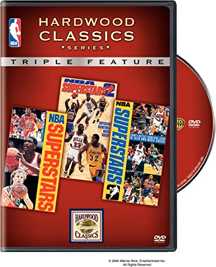 Amazon.com: NBA Superstars Collection (NBA Hardwood Classics ...